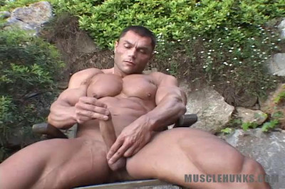 Description MuscleHunks - Ted Durban - Nothing But Views