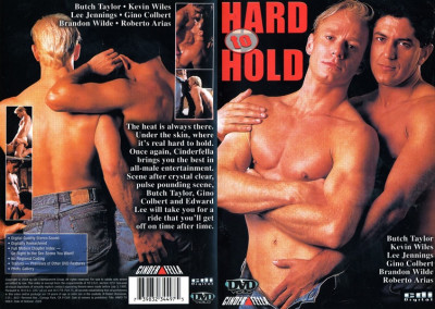 Hard To Hold For Bareback (1989) — Butch Taylor, Butch Taylor, Kevin Wiles