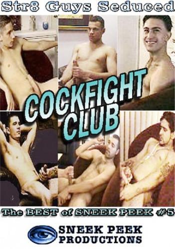 Cockfight Club (Str8 Guys Seduced) — Vinnie Russo, Dino Cory