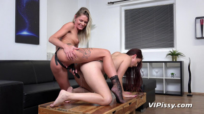 Back Door Bandit - Antonia Sainz and Claudia Macc - Full HD 1080p