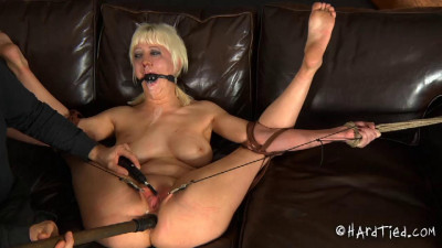 HardTied  Willing Art Part Two Cherry Torn