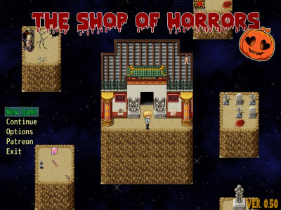 The Shop of Horrors
