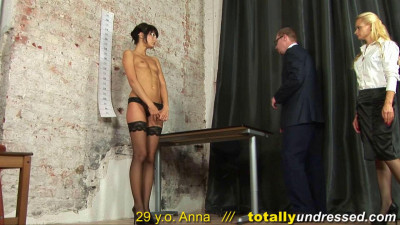 Totally Undressed -Anna 29 y.o.
