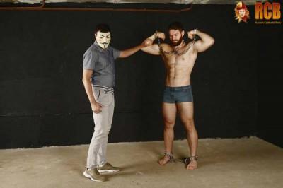 RusCapturedBoys - Slaves Vendue - Demyan. Piece I