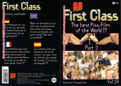 First Class #24 - The best Piss-Film of the World!? Part 2