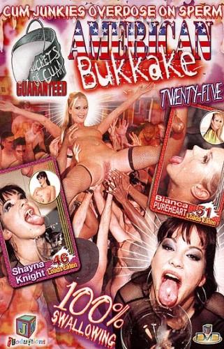 Bukkake From USA #25