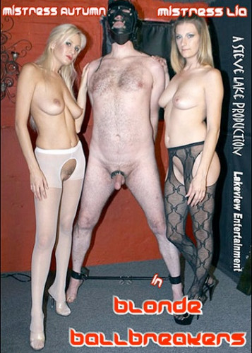 Blonde Ballbreakers
