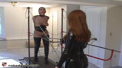 Houseofgord – Kali Kane on the Pussy Lead Treadmill