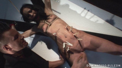 Domination of the Innocent Black Sonja – Extreme, Bondage, Caning