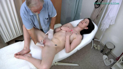 Angelina Sweet – 26 Years Girl Gyno Exam