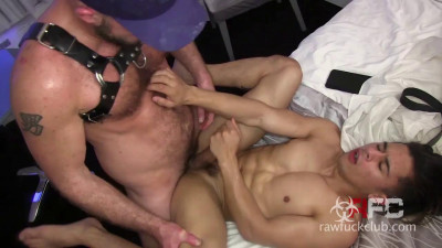 RawFuckClub Kinky Little Cocksucker