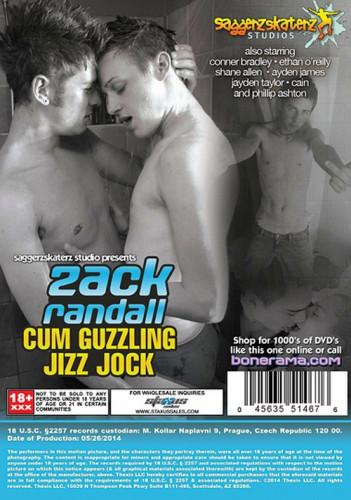 Zack Randall: Cum Guzzling Jizz Jock