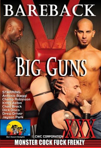 Description Bareback Big Guns - Monster Cock Fuck Frenzy