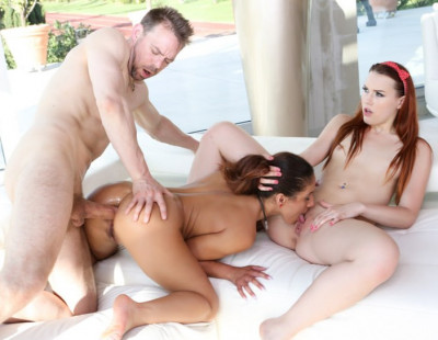 Liv Revamped, Charlie Red - Threesome FullHD 1080p