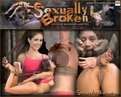 SexuallyBroken - September 09, 2013 - Jynx Maze - Matt Williams