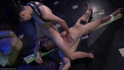 Young Bastards - Submitting To Raw Gay Bondage (Dimitri Vega, Nestor)