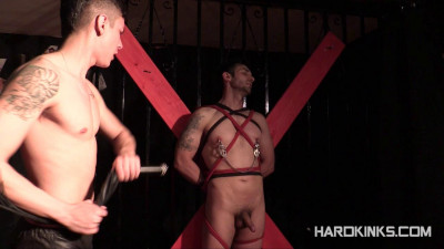 Hardkinks - Bdsm Boys - Andrea Suarez, Angel Cruz, Fabio Testino