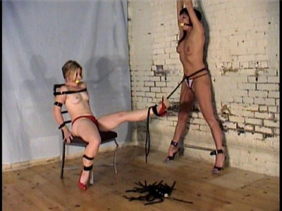 Description The Bondage Channel Orgasms Vol 47