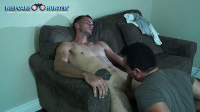 Beefcake Hunter - Edging sexy married Jason