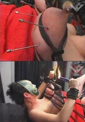 Huge Needles In Action