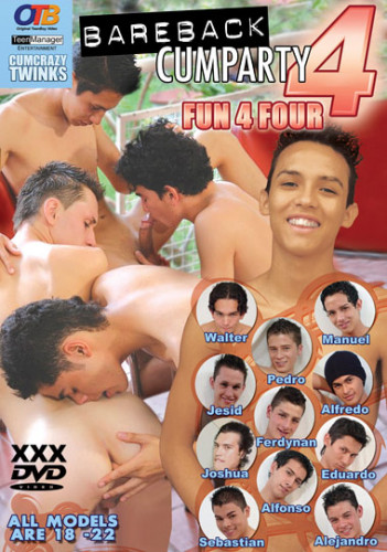 Description Bareback Cumparty vol.4 Fun for Four