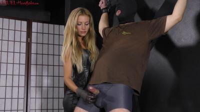 Description Mistress Tatjana - Horny Slaves Punishment