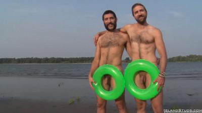 IslandStuds Duo — Andre & Mark