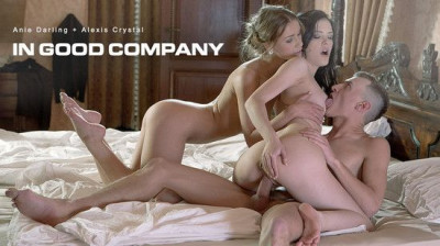 Alexis Crystal, Anie Darling — In Good Company FullHD 1080p