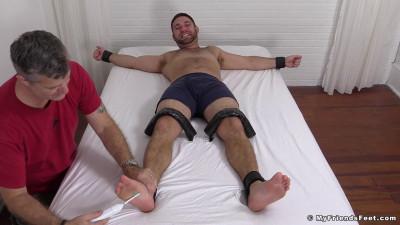 Seth Jerked Off & Tickled