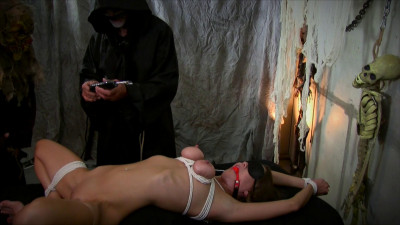 Captive Chrissy - Captured By Demons Pt2