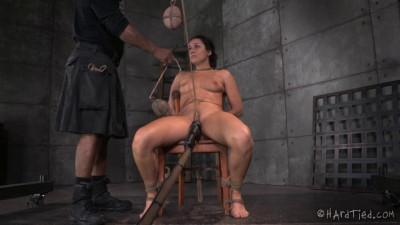 Punishing Paisley – BDSM, Humiliation, Torture
