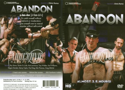 Real Men 19: Abandon - Hard-Core Director's Cut ( apreder )