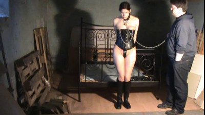 Domination Of A Ponygirl (Bound Ponygirl) HD 720p