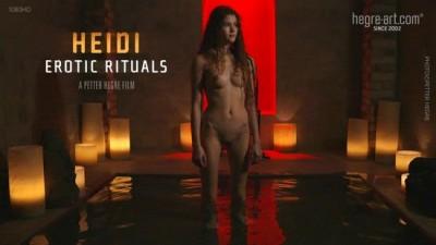 Heidi - Erotic Rituals