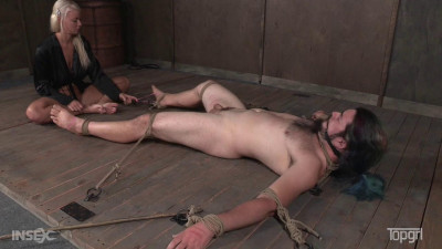 Punished Pervert - London River And Flasher McDaniels