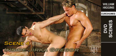 WHiggins - Inside Jirka Gregor, Scene 4 - Dvd Scenes - 06-06-2013
