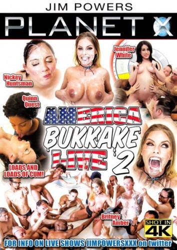 PlanetX - America Bukkake Live Part 02