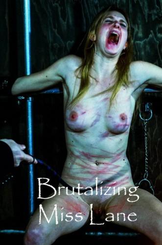 Paintoy - Ashley Lane - Brutalizing Miss Lane - Full HD 1080p