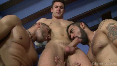 On the Prowl - Scene 6: James Castle, Max Toro, Angel Lobo