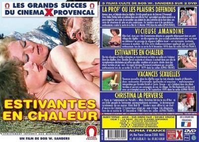 Description Estivantes En Chaleur (1979) - Daniele David, Carole Stresse