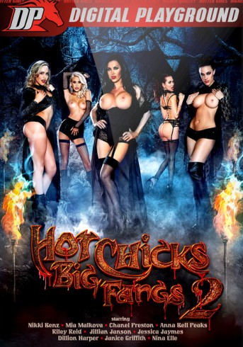Description Hot Chicks Big Fangs 2