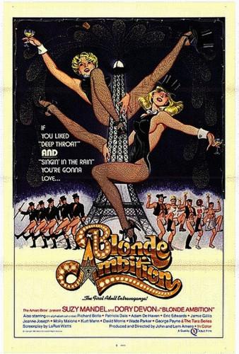 Description Blonde Ambition(1981)