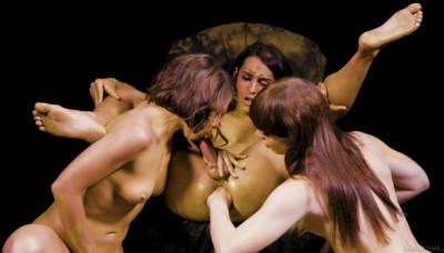 Stay Gold — Khloe Kay & Natalie Mars & Adriana Chechik