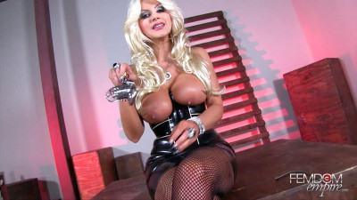 Description Brittany Andrews - Chastity is Necessary
