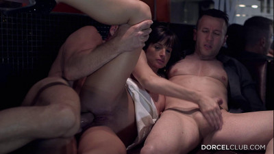 anal orgasm for ava courcelles