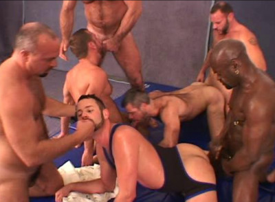 Cum Gangbang Festival With Double Anal