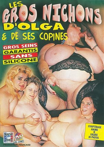 The Big Tits D'Olga and her friends