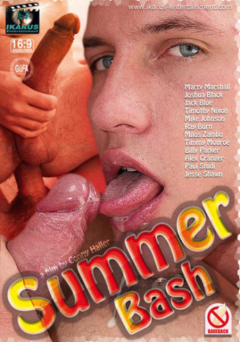 Bareback Summer Bash - Marty Marshall, Joshua Black, Timothy Nixon