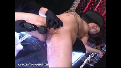 Hardcore Punishments — Rika Saito — Scene 3 - Full HD 1080p
