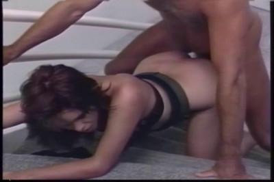 Bridgette Monroe and Randy West